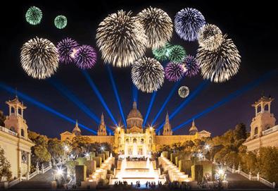 Barcelona Olé! Посрещнете новата 2019 г в Барселона с Trips2go! 4 нощувки със закуски хотел 4*, самолетен билет, трансфери и панорамен тур! - Снимка