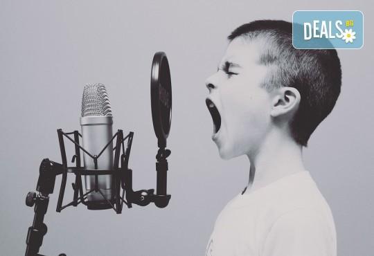 Две или четири посещения за деца от 3 до 16 год. на детска вокална група Палави ноти в Sofia International Music & Dance Academy! - Снимка 7