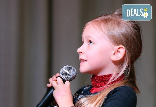 Две или четири посещения за деца от 3 до 16 год. на детска вокална група Палави ноти в Sofia International Music & Dance Academy! - Снимка 6