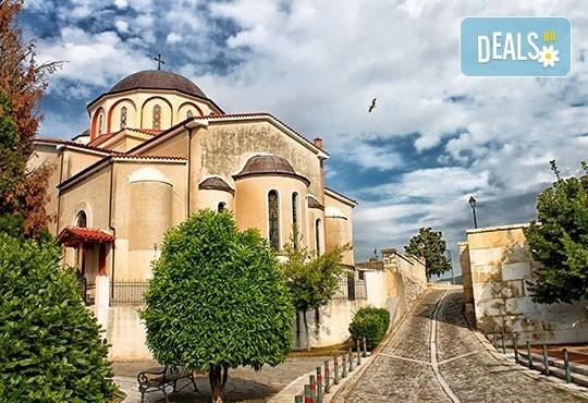 Септемврийски празници в Гърция, Кавала, с Комфорт Травел! 3 нощувки със закуски в Nefeli Hotel 2*, транспорт, водач и обиколка на Кавала - Снимка 6