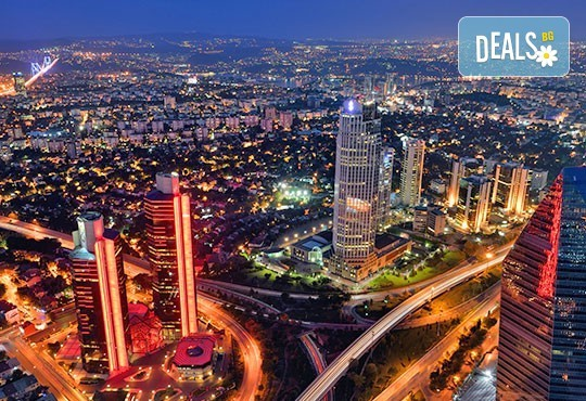 За 22-ри септември в Истанбул, Чорлу и Одрин: 2 нощувки и закуски, транспорт и Watergarden