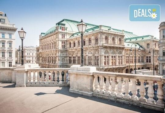 Екскурзия през август до красивите Будапеща и Виена! 3 нощувки със закуски в хотели 2*/3*, транспорт, посещение на Белград и мол във Виена! - Снимка 2