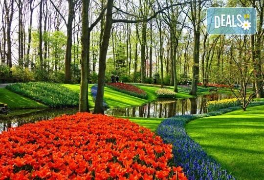 Екскурзия до Холандия за Фестивала на лалетo и парада на цветята! 9 нощувки и закуски, транспорт и посещение на Амстердам, Будапеща, Прага, Залцбург, Мюнхен и Брюксел! - Снимка 4