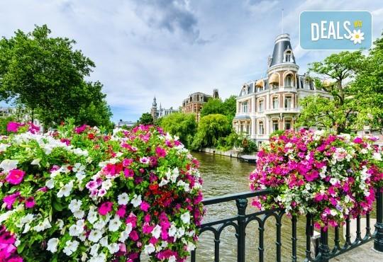 Екскурзия до Холандия за Фестивала на лалетo и парада на цветята! 9 нощувки и закуски, транспорт и посещение на Амстердам, Будапеща, Прага, Залцбург, Мюнхен и Брюксел! - Снимка 7