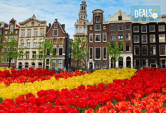 Екскурзия до Холандия за Фестивала на лалетo и парада на цветята! 9 нощувки и закуски, транспорт и посещение на Амстердам, Будапеща, Прага, Залцбург, Мюнхен и Брюксел! - Снимка 3