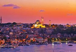 Септемврийски празници в Истанбул и Одрин! 3 нощувки със закуски в хотел 3*, транспорт, програма в Одрин и възможност за посещение на МОЛ ЕМААР и Пеещите фонтани - Снимка