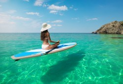 За 1 ден на плаж в Офринио, Гърция, през август или септември! Транспорт, тръгване вечерта и нощен преход, екскурзовод от Глобул Турс! - Снимка