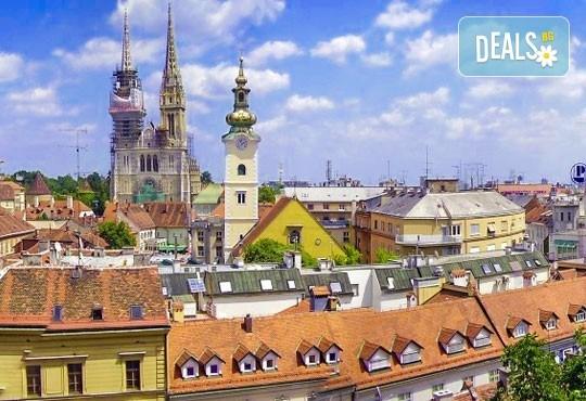 През есента в прелестната Хърватия! 2 нощувки със закуски в хотел 3* в Загреб, транспорт, екскурзовод и възможност за посещение на Плитвичките езера! - Снимка 4
