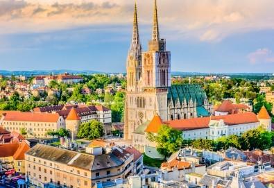 През есента в прелестната Хърватия! 2 нощувки със закуски в хотел 3* в Загреб, транспорт, екскурзовод и възможност за посещение на Плитвичките езера! - Снимка