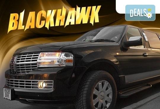 Лукс! Бизнес трансфер или романтична разходка с холивудска стреч-лимузина от Лимузини San Diego - Снимка 8