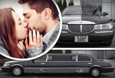 Лукс! Бизнес трансфер или романтична разходка с холивудска стреч-лимузина от Лимузини San Diego - Снимка