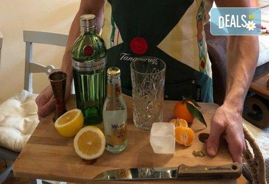 Заповядайте на Bartender Show в La Cubanita на 04.08. и вземете 3 ръчно приготвени пред Вас коктейла от българския финалист в най-престижния бармански конкурс в света - Димитър Петровски! - Снимка 3
