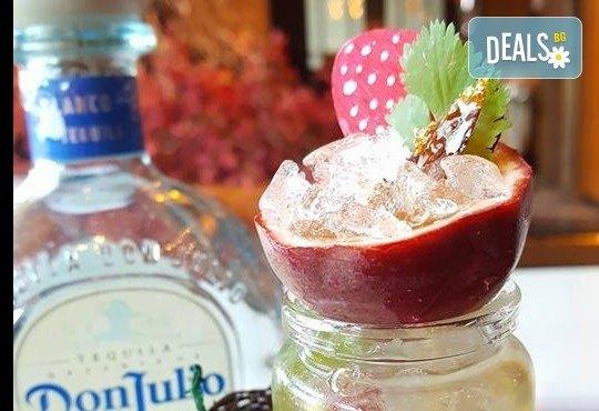 Заповядайте на Bartender Show в La Cubanita на 04.08. и вземете 3 ръчно приготвени пред Вас коктейла от българския финалист в най-престижния бармански конкурс в света - Димитър Петровски! - Снимка 6