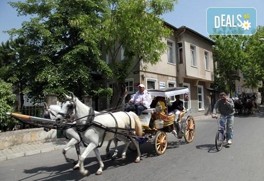 Септемврийски празници в Истанбул с Дениз Травел! 2 нощувки със закуски в хотел 3*, транспорт, посещение на Одрин и бонус посещение на Принцовите острови - Снимка 9