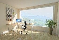 Двустранно измиване на прозорци, дограми и санитарни помещения до 120кв. метра от Клийн Хоум! - Снимка