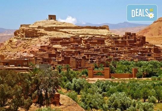 Самолетна екскурзия до Мароко през октомври с България Травъл! 6 нощувки със закуски и вечери в хотел 3*, билет, летищни такси, трансфери, водач и програма в Маракеш - Снимка 10