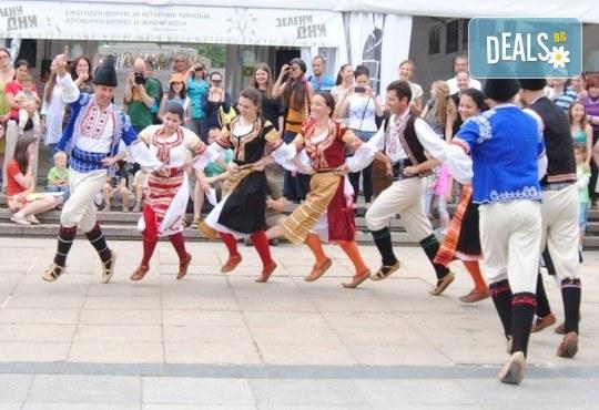 От септември! Четири урока по народни танци с нова група на танцова школа Дивля, от Sofia International Music & Dance Academy! - Снимка 1