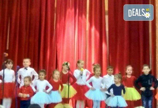 Две или четири посещения за деца от 3 до 16 год. на детска вокална група Палави ноти в Sofia International Music & Dance Academy! - Снимка 1