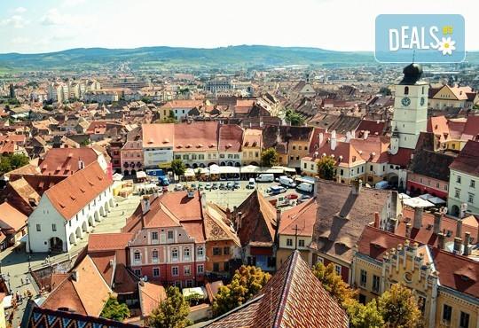 Екскурзия до сърцето на Трансилвания с АБВ Травелс! 2 нощувки със закуски в хотел 3* в Сибиу, транспорт и възможност за екскурзии до Алба Юлия и Сигишоара - Снимка 2