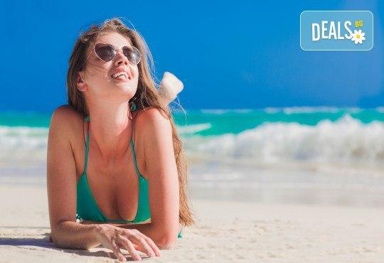 На плаж и разходка за един ден в Аспровалта, Гърция, с ТА Поход! Транспорт, тръгване петък вечер и нощен преход, водач - Снимка 1