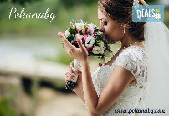 За Вашата сватба! Изработка на сватбен сайт + подарък: поддомейн и хостинг за 1 година от Pokanabg.com - Снимка 5