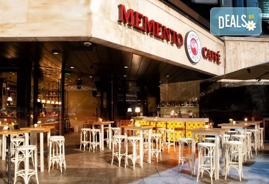 Наслада за сетивата! Капсули Memento® Espresso, Nespresso®* Standard - 10 или 100 броя, от Café Memento! - Снимка 3