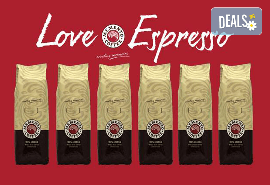 Memento Espresso на зърна или мляно (250 г) от Memento