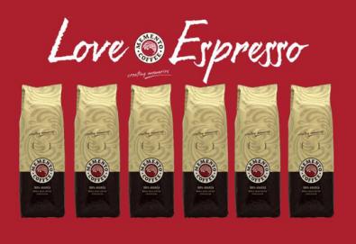 Качествено кафе на супер цена! Вземете Memento ® Espresso на зърна или мляно от Café Memento! - Снимка