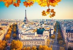 Есенна романтика в Париж, Франция! 3 нощувки със закуски в хотел 3*, самолетен билет и летищни такси! - Снимка