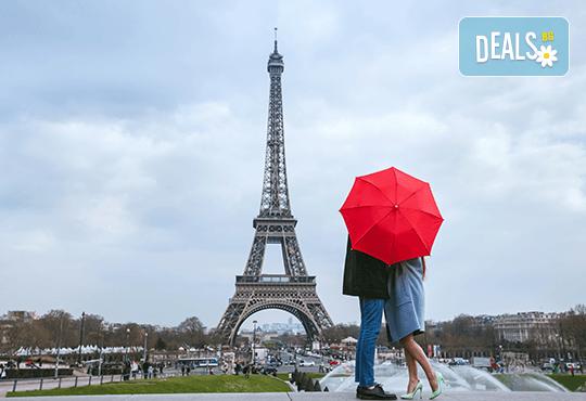 Самолетна екскурзия до Париж на дата по избор до февруари 2019-та със Z Tour! 3 нощувки със закуски в хотел 2*, билет, летищни такси и трансфери - Снимка 1