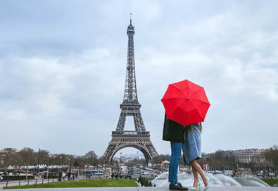Самолетна екскурзия до Париж през октомври и ноември със Z Tour! 3 нощувки със закуски в хотел 2*, билет, летищни такси и трансфери - Снимка