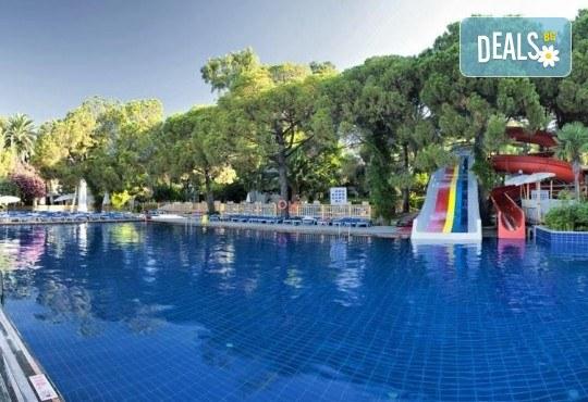 Изпратете лятото с луксозна почивка в Omer Holiday Resort 4* в Кушадасъ! 7 нощувки на база All Inclusive и възможност за транспорт! - Снимка 7