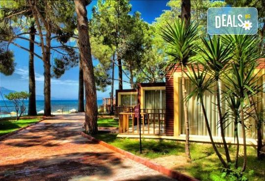 Изпратете лятото с луксозна почивка в Omer Holiday Resort 4* в Кушадасъ! 7 нощувки на база All Inclusive и възможност за транспорт! - Снимка 9