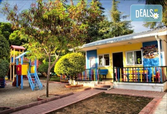 Изпратете лятото с луксозна почивка в Omer Holiday Resort 4* в Кушадасъ! 7 нощувки на база All Inclusive и възможност за транспорт! - Снимка 10