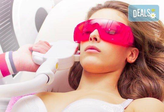Заличете следите на времето с 1 или 7 процедури фотоподладяване на лице в салон Орхидея в кв. Гео Милев! - Снимка 3