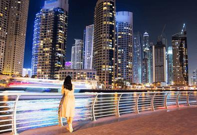 Зимна приказка в Дубай, ОАЕ! 4 нощувки със закуски в хотел 4*, самолетен билет и такси, водач и трансфери! - Снимка