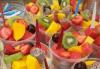 Вкусно и изгодно! 5 броя принцеси с кайма и кашкавал, американски палачинки с шоколад и плодове или плодови сладка от My Style Event! - thumb 2
