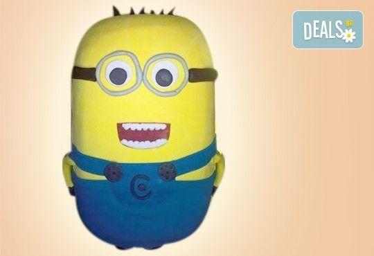 За Вашето дете! 3D торта с герои от филми по дизайн на Сладкарница Орхидея! - Снимка 11