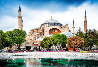 Септемврийски празници в Истанбул! 3 нощувки със закуски в хотел 2/3*, транспорт, посещение на Чорлу и Одрин, панорамна обиколка на Истанбул, с АБВ Травелс! - Снимка