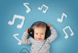 От септември! Две или четири посещения на музикално студио за бебоци в Sofia International Music & Dance Academy! - Снимка