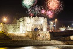Ранни записвания за Нова година! 2 нощувки със закуски и вечеря с жива музика, богато меню и неограничени напитки в Crystal Ice Hotel в Ниш, Сърбия! - Снимка