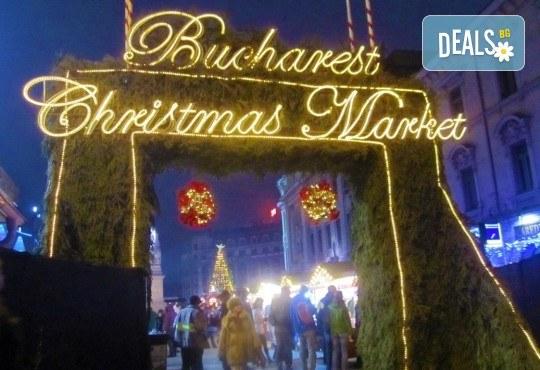Предколедни базари в Румъния! 1 нощувка със закуска в хотел 2*/3* в Синая, транспорт, екскурзовод и възможност за посещение на Бран и Брашов! - Снимка 1