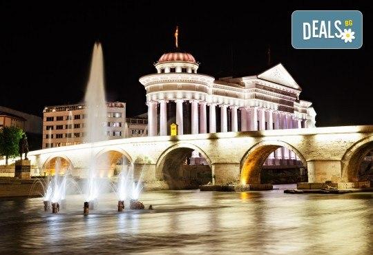 Посрещнете Новата 2019 година в Хотел Continental 4*, Скопие, Македония! 2 нощувки със закуски, транспорт и екскурзовод от Еко Тур! - Снимка 11