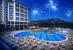 Нова година в Amara Sealight Elite Hotel 5*, Кушадасъ, Турция! 3 или 4 нощувки на база Ultra All Inclusive, Новогодишна вечеря с шоу програма, възможност за транспорт! - Снимка