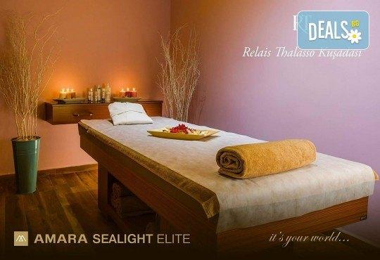 Нова година в Amara Sealight Elite Hotel 5*, Кушадасъ, Турция! 3 или 4 нощувки на база Ultra All Inclusive, Новогодишна вечеря с шоу програма, възможност за транспорт! - Снимка 7