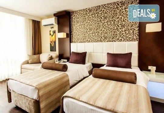 На море в Кушадасъ, Турция, с Глобус Холидейс! 7 нощувки All Inclusive в хотел Tusan Beach Resort 5*, безплатно за дете до 12 г., собствен транспорт - Снимка 7