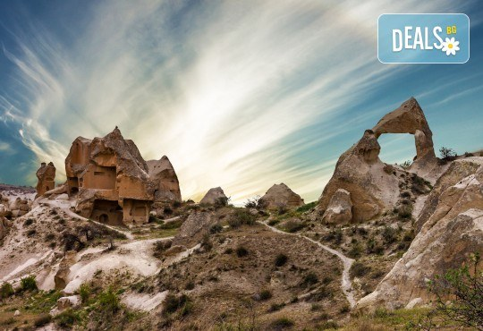 Екскурзия до Кападокия с АБВ ТРАВЕЛС през октомври 4 нощувки със, 4 закуски и 3 вечери, транспорт, обзорни обиколки в Анкара, Кападокия и Бурса, програма в Коня - Снимка 6