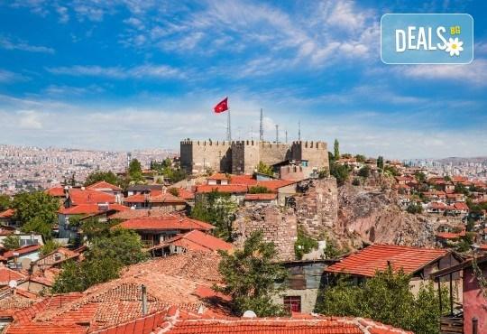 Екскурзия до Кападокия с АБВ ТРАВЕЛС през октомври 4 нощувки със, 4 закуски и 3 вечери, транспорт, обзорни обиколки в Анкара, Кападокия и Бурса, програма в Коня - Снимка 7