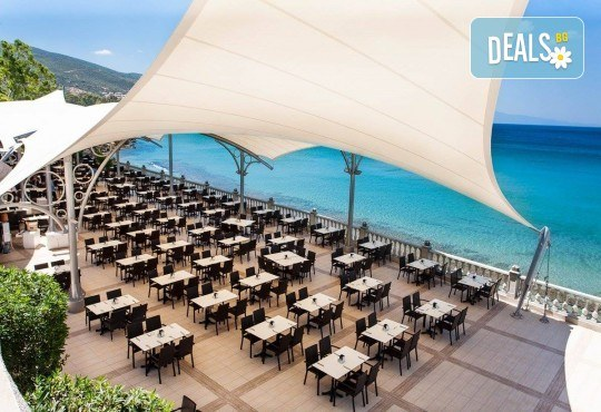 Last minute! Изпратете лятото с луксозна почивка в Tusan Beach Resort 5*, Кушадасъ - 7 нощувки на база All Inclusive и възможност за транспорт! - Снимка 12