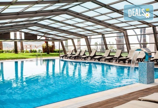 Last minute! Изпратете лятото с луксозна почивка в Tusan Beach Resort 5*, Кушадасъ - 7 нощувки на база All Inclusive и възможност за транспорт! - Снимка 8